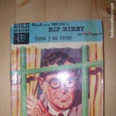 Cómics: RIP KIRBI CARNO Y LAS FIERAS NOVELAS GRAFICAS Nº29. Lote 68159361