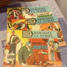 Cómics: MANDRAKE EL MAGO. Lote 69626253