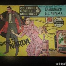 Cómics: MANDRAKE EL MAGO. LOTE. Lote 73991911