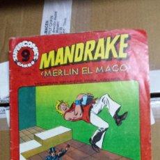 Cómics: CÓMIC MANDRAKE MERLÍN EL MAGO Nº 23 (COLOSO + EL CÚBO MÁGICO). Lote 75942223