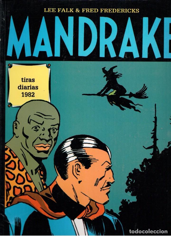 MANDRAKE Nº 30 (Tebeos y Comics - Magerit - Mandrake)