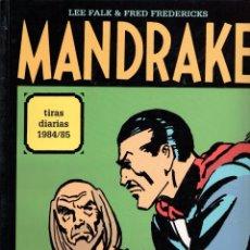 Cómics: MANDRAKE Nº 40. Lote 107687692