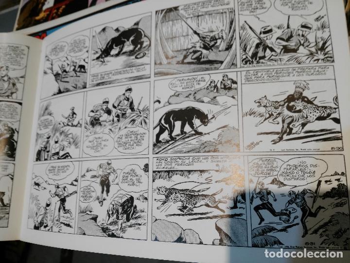 Cómics: Jorge y Fernando con La Patrulla del Marfil - nº 48 - Ed. Euroclub Magerit 2.001 - Foto 4 - 14994988
