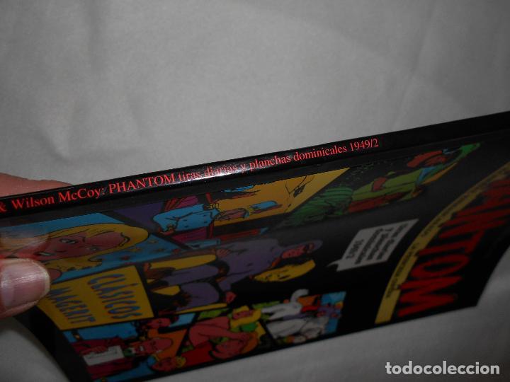Cómics: EL HOMBRE ENMASCARADO. TIRAS DIARIAS Y PLANCHAS DOMINICALES 1949/2 VOL XXIII MAGERIT - Foto 4 - 65785586