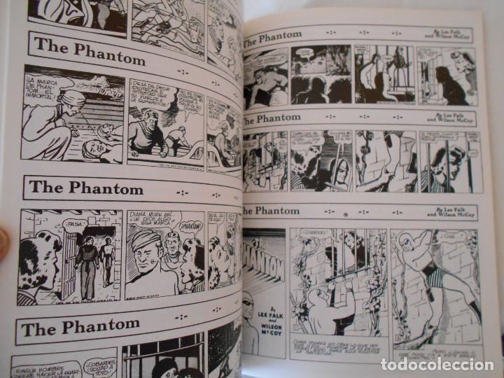 Cómics: EL HOMBRE ENMASCARADO. TIRAS DIARIAS Y PLANCHAS DOMINICALES 1949/3 VOL XXVII MAGERIT - Foto 2 - 65785914