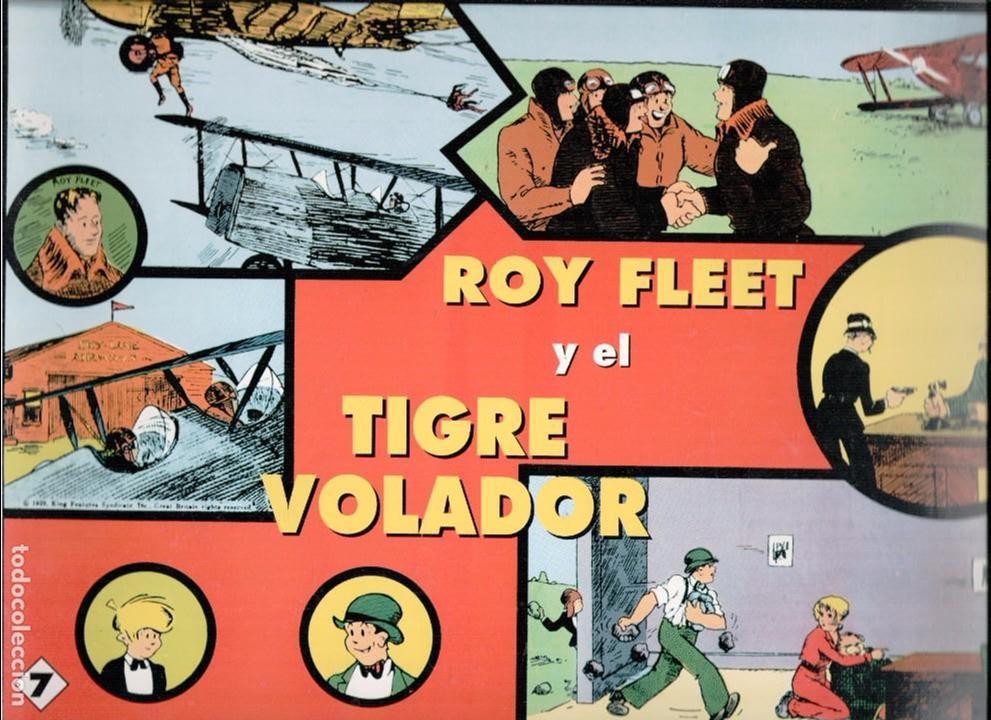 JORGE Y FERNANDO Nº 7 TIRAS DIARIAS (Tebeos y Comics - Magerit - Jorge y Fernando)