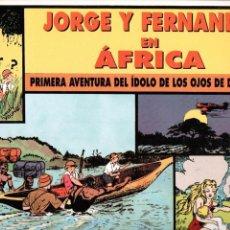 Cómics: JORGE Y FERNANDO Nº 20 TIRAS DIARIAS. Lote 81041448