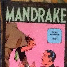 Cómics: MANDRAKE. Lote 82551768