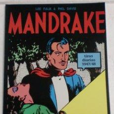 Cómics: MANDRAKE TIRAS DIARIAS 1947/48 VOL.7. LEE FALK & PHIL DAVIS. Lote 87286392