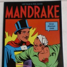 Cómics: MANDRAKE TIRAS DIARIAS 1949 VOL.13. LEE FALK & PHIL DAVIS. Lote 87286676