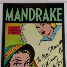 Cómics: MANDRAKE TIRAS DIARIAS 1951 VOL.21. LEE FALK & PHIL DAVIS. Lote 87286856