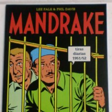 Cómics: MANDRAKE TIRAS DIARIAS 1951/52 VOL.28. LEE FALK & PHIL DAVIS. Lote 87286912
