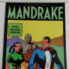 Cómics: MANDRAKE TIRAS DIARIAS 1959/60 VOL.14. LEE FALK & PHIL DAVIS. Lote 87286964