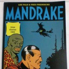 Cómics: MANDRAKE TIRAS DIARIAS 1982 VOL.30. LEE FALK & PHIL DAVIS. Lote 87287788