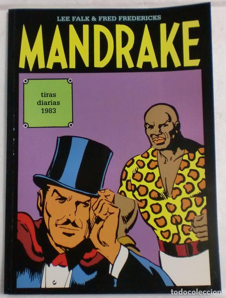 MANDRAKE TIRAS DIARIAS 1983 VOL.35. LEE FALK & PHIL DAVIS (Tebeos y Comics - Magerit - Mandrake)
