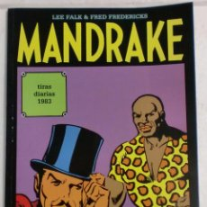 Cómics: MANDRAKE TIRAS DIARIAS 1983 VOL.35. LEE FALK & PHIL DAVIS. Lote 87287964