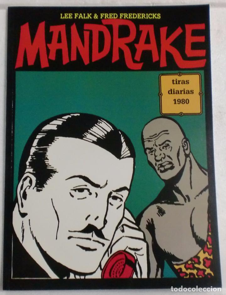 MANDRAKE TIRAS DIARIAS 1980 VOL.20. LEE FALK & PHIL DAVIS (Tebeos y Comics - Magerit - Mandrake)