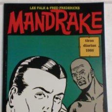 Cómics: MANDRAKE TIRAS DIARIAS 1980 VOL.20. LEE FALK & PHIL DAVIS. Lote 87288724