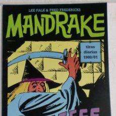 Cómics: MANDRAKE TIRAS DIARIAS 1980/81 VOL.25. LEE FALK & PHIL DAVIS. Lote 87289028