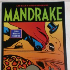Cómics: MANDRAKE TIRAS DIARIAS 1982/83 VOL.34. LEE FALK & PHIL DAVIS. Lote 87289588
