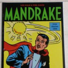 Cómics: MANDRAKE TIRAS DIARIAS 1956 VOL.41. LEE FALK & PHIL DAVIS. Lote 87290404