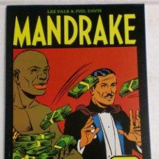 Cómics: MANDRAKE TIRAS DIARIAS 1964/65 VOL.42. LEE FALK & PHIL DAVIS. Lote 87290572