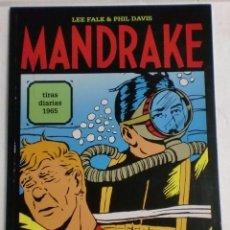 Cómics: MANDRAKE TIRAS DIARIAS 1965 VOL.44. LEE FALK & PHIL DAVIS. Lote 87290608