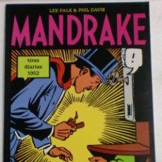 Cómics: MANDRAKE TIRAS DIARIAS 1952 VOL.32. LEE FALK & PHIL DAVIS. Lote 87290756