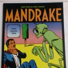 Cómics: MANDRAKE TIRAS DIARIAS 1964 VOL.38. LEE FALK & PHIL DAVIS. Lote 87291292