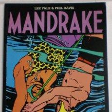 Cómics: MANDRAKE TIRAS DIARIAS 1954 VOL.24. LEE FALK & PHIL DAVIS. Lote 87291376