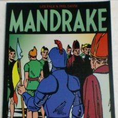Cómics: MANDRAKE TIRAS DIARIAS 1957 VOL.19. LEE FALK & PHIL DAVIS. Lote 87292356
