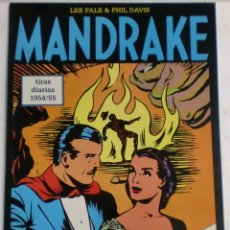 Cómics: MANDRAKE TIRAS DIARIAS 1954/55 VOL.31. LEE FALK & PHIL DAVIS. Lote 87292528