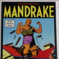 Cómics: MANDRAKE TIRAS DIARIAS 1955 VOL.36. LEE FALK & PHIL DAVIS. Lote 87292580