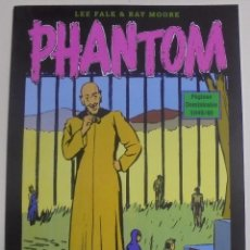 Cómics: PHANTOM - PÁGINAS DOMINICALES 1948/49 VOLUMEN 11 - LEE FALK & RAY MOORE - PERFECTO ESTADO. Lote 87752384