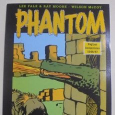 Cómics: PHANTOM - PÁGINAS DOMINICALES 1946/47 VOLUMEN 9 - LEE FALK & RAY MOORE - PERFECTO ESTADO. Lote 87752712