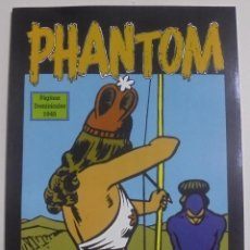 Cómics: PHANTOM - PÁGINAS DOMINICALES 1945 VOLUMEN 7 - LEE FALK & RAY MOORE - PERFECTO ESTADO. Lote 87753192