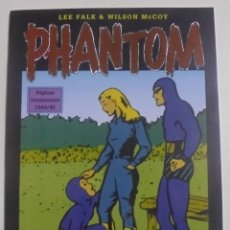 Cómics: PHANTOM - PÁGINAS DOMINICALES 1944/45 VOLUMEN 6 - LEE FALK & WILSON MCCOY - PERFECTO ESTADO. Lote 87753268