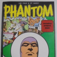 Cómics: PHANTOM - PÁGINAS DOMINICALES - SUNDAY PAGES 1980 - LEE FALK & SY BARRY - PERFECTO ESTADO. Lote 87753808