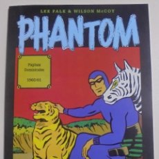 Cómics: PHANTOM - PÁGINAS DOMINICALES 1960/61 VOLUMEN 27 - LEE FALK & WILSON MCCOY - PERFECTO ESTADO. Lote 87754092