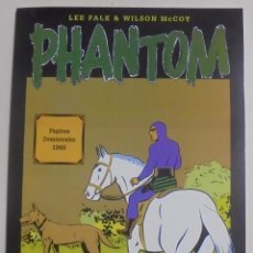 Cómics: PHANTOM - PÁGINAS DOMINICALES 1960 VOLUMEN 26 - LEE FALK & WILSON MCCOY - PERFECTO ESTADO. Lote 88088192