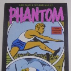 Cómics: PHANTOM - PÁGINAS DOMINICALES 1959/60 VOLUMEN 25 - LEE FALK & WILSON MCCOY - PERFECTO ESTADO. Lote 88088252