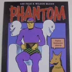 Cómics: PHANTOM - PÁGINAS DOMINICALES 1958/59 VOLUMEN 24 - LEE FALK & WILSON MCCOY - PERFECTO ESTADO. Lote 88088272