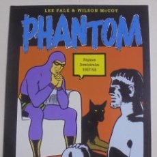 Cómics: PHANTOM - PÁGINAS DOMINICALES 1957/58 VOLUMEN 23 - LEE FALK & WILSON MCCOY - PERFECTO ESTADO. Lote 88088488