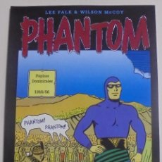 Cómics: PHANTOM - PÁGINAS DOMINICALES 1955/56 VOLUMEN 20 - LEE FALK & WILSON MCCOY - PERFECTO ESTADO. Lote 88088652