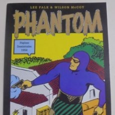 Cómics: PHANTOM - PÁGINAS DOMINICALES 1954 VOLUMEN 18 - LEE FALK & WILSON MCCOY - PERFECTO ESTADO. Lote 88088756
