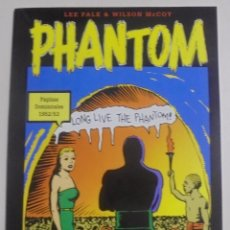 Cómics: PHANTOM - PÁGINAS DOMINICALES 1952/53 VOLUMEN 16 - LEE FALK & WILSON MCCOY - PERFECTO ESTADO. Lote 88088884