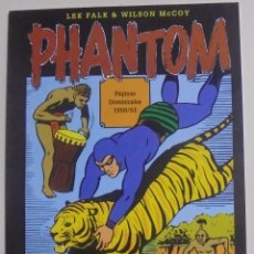 Cómics: PHANTOM - PÁGINAS DOMINICALES 1950/51 VOLUMEN 14 - LEE FALK & WILSON MCCOY - PERFECTO ESTADO. Lote 88088980