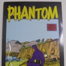 Cómics: PHANTOM - PÁGINAS DOMINICALES 1943/44 VOLUMEN 5 - LEE FALK & WILSON MCCOY - PERFECTO ESTADO. Lote 88089064