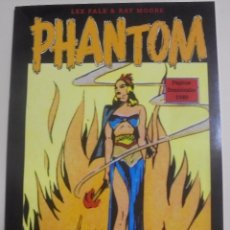 Cómics: PHANTOM - PÁGINAS DOMINICALES 1940 VOLUMEN 2 - LEE FALK & RAY MOORE - PERFECTO ESTADO. Lote 88089124