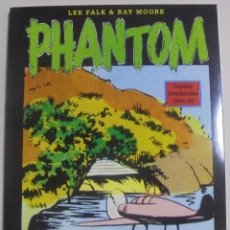 Cómics: PHANTOM - PÁGINAS DOMINICALES 1941/42 VOLUMEN 3 - LEE FALK & RAY MOORE - PERFECTO ESTADO. Lote 88089240